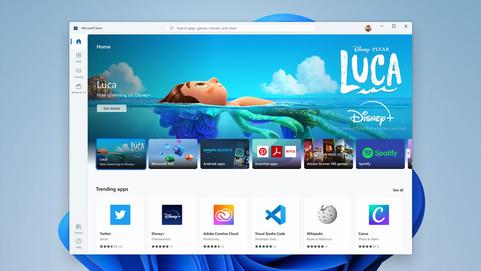Steam и Epic Games Store могут стать частью магазина приложений Windows 11