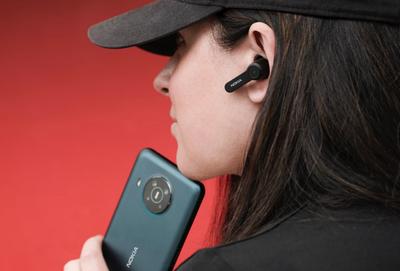 Беспроводные наушники Nokia BH-805 получили систему активного шумоподавления
