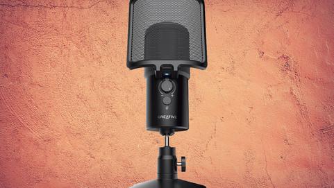 Новинка от Creative Technology: микрофон Live! Mic M3 для создания контента и общения