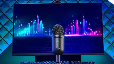 Razer представила микрофоны для профессиональных стримеров