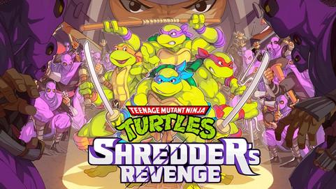 Опубликован новый геймплейный трейлер Teenage Mutant Ninja Turtles: Shredder's Revenge