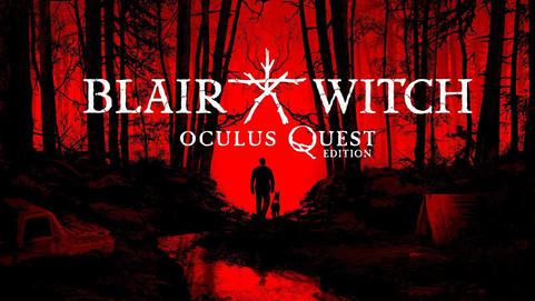 Опубликован трейлер к релизу Blair Witch: VR Edition