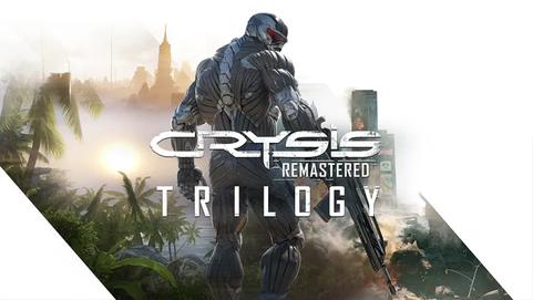 Объявлена дата выхода Crysis Remastered Trilogy
