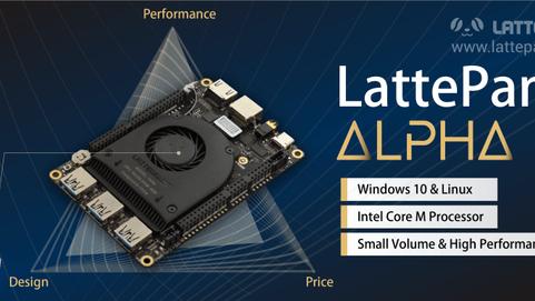 Одноплатный мини-ПК LattePanda Alpha совместим с Windows 10 и Windows 11