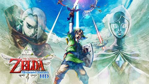 Представлен свежий трейлер The Legend of Zelda: Skyward Sword HD