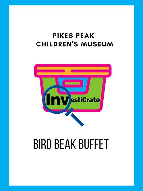 InvestiCrate: Bird Beak Buffet