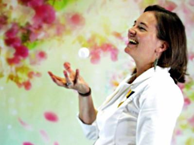 S.T.E.A.M. Leader - Laura Weilert