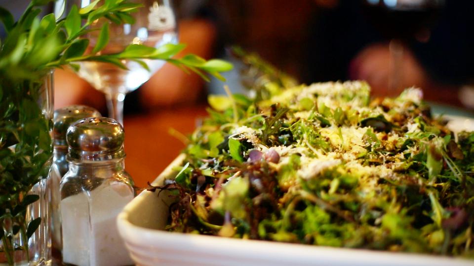 Mesculin Salad