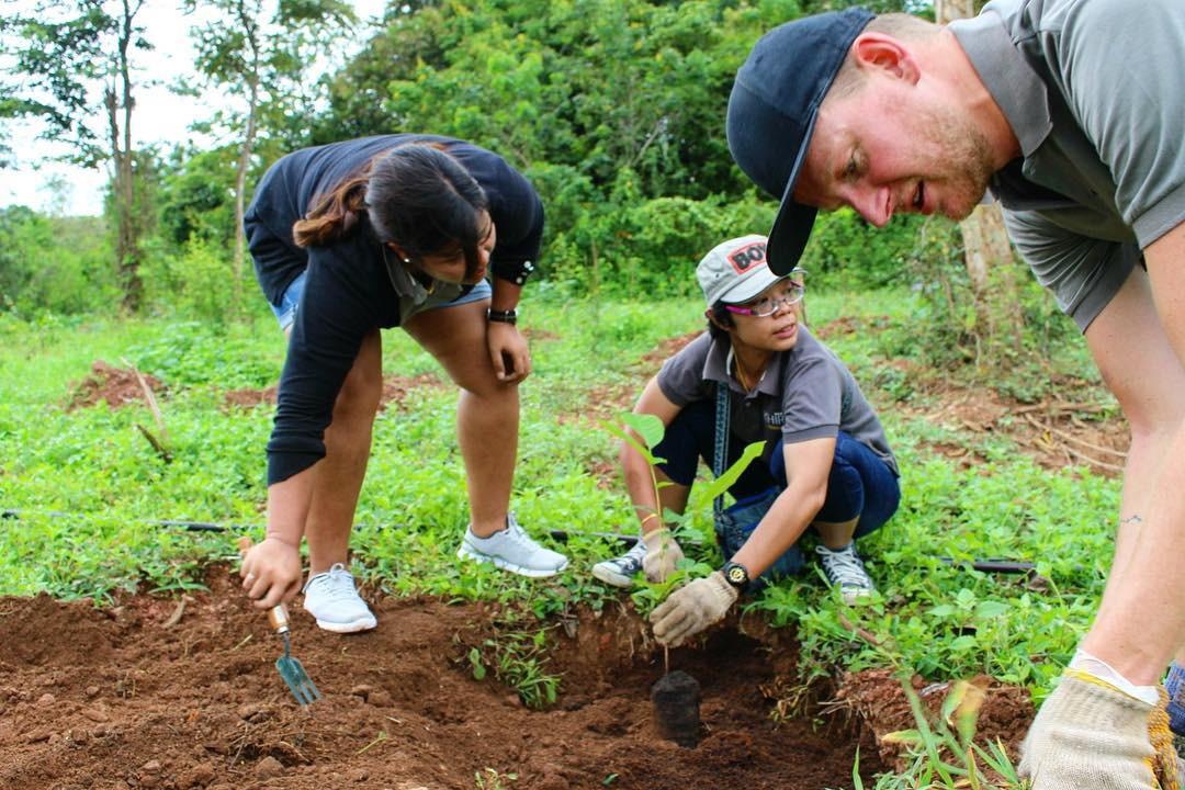 Khiri Travel Company Reforestation