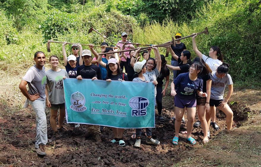 Eco-Merits Club of RIS International School
