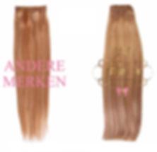 Clip-in-exensions,Hair, Haarverlening, Extensons kopen