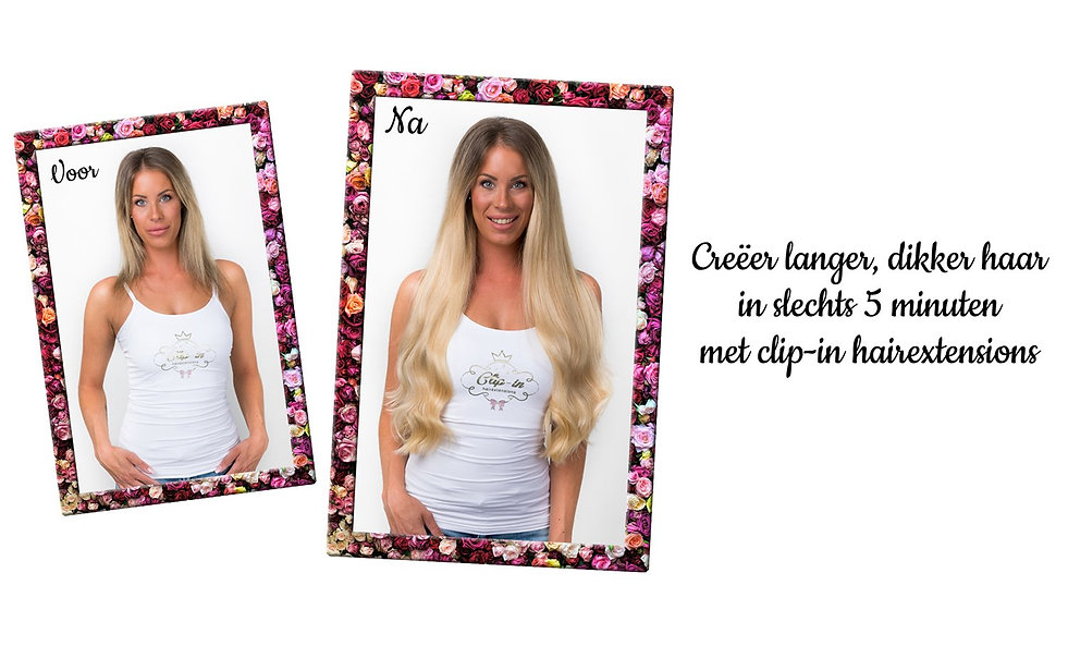 clip-in extenions, clip-in hairexensions, clip-ins, hair, extensions, haarverlenging, clip in hair
