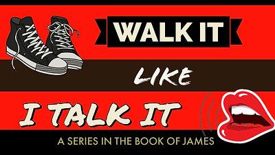 Walk it Like I Talk It- A more perfect U