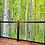 Thumbnail: 72 '' top and bottom rails - for railings with glass panels
