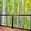 Thumbnail: Traverses du haut et du bas de 72'' - pour rampes avec panneaux de verre