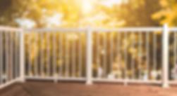 Rampes en aluminium, Yardscapes Aluminum Railings