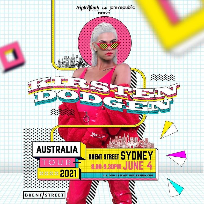 Kirsten Dodgen SYDNEY Tour