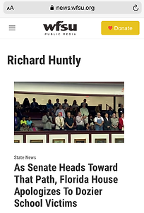 Richard Huntly  WFSU News.png