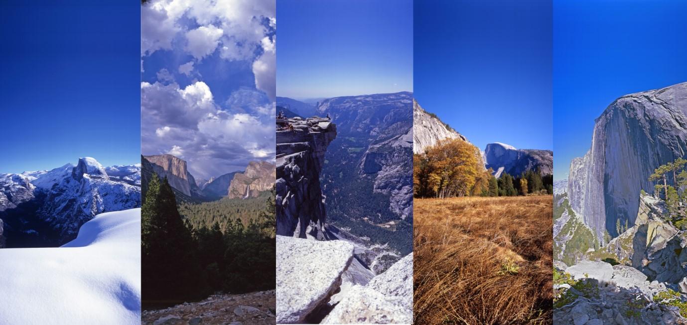 Visions of Yosemite