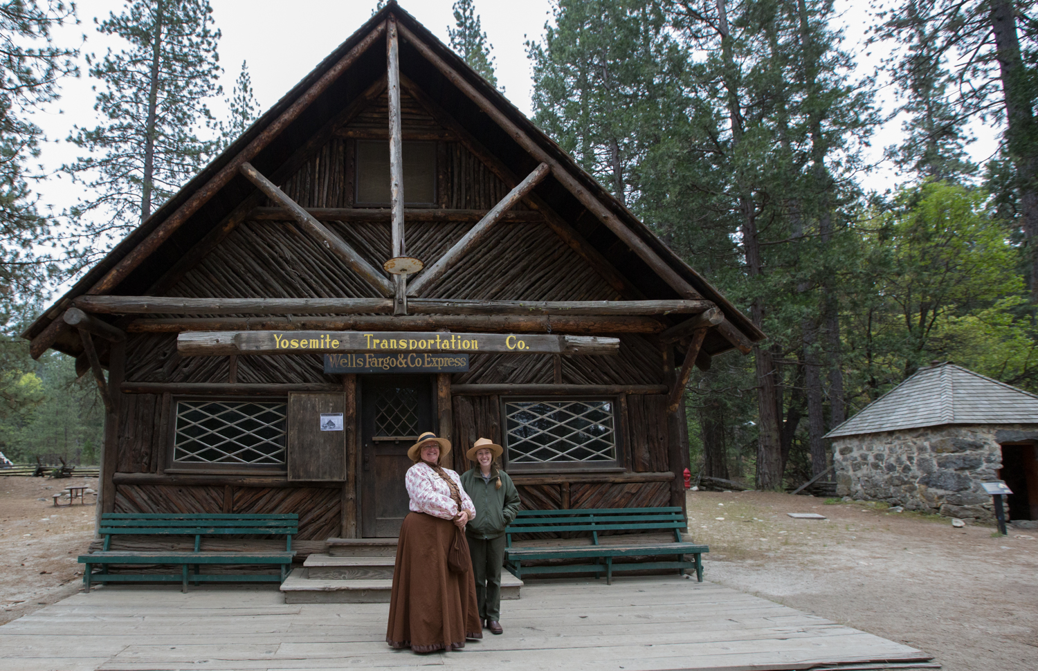 Wawona Historic Pioneer Village