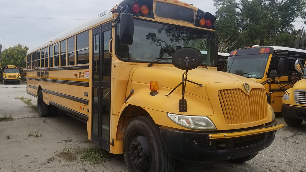 2007 inter low miles 95xxx miles clean south bus runs excellent