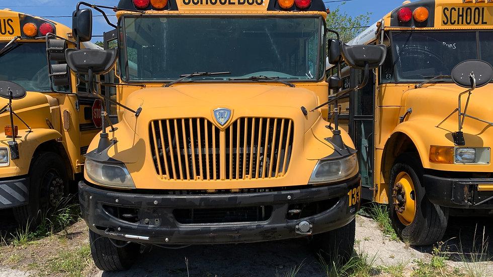 2012 international school bus maxforce  transmission south clean never ru