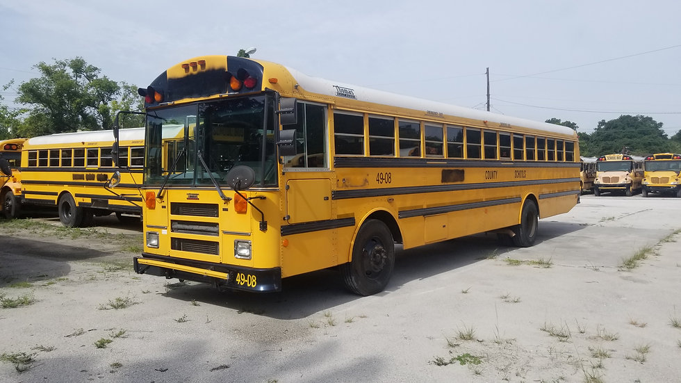 2008 Thomas new style lower miles runs good clean never rust