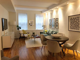 Living Room Salles Interiors Stagin
