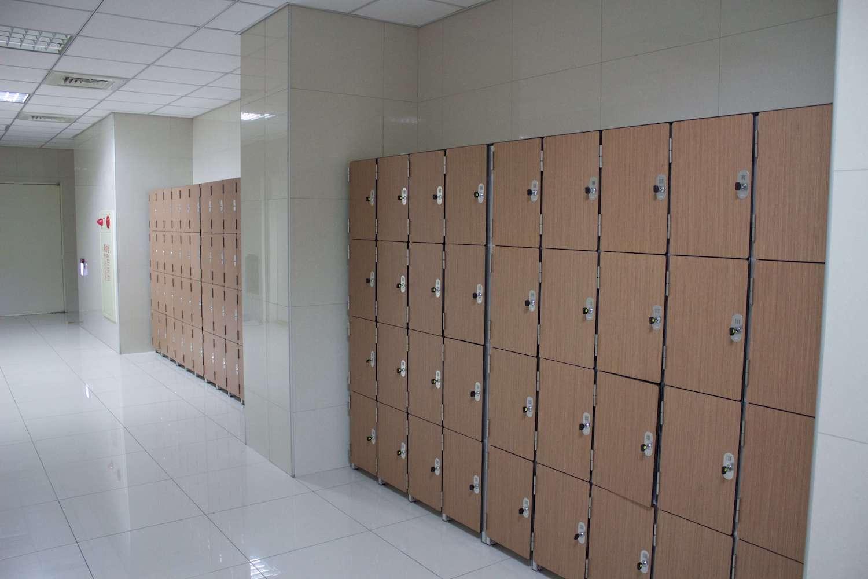 學員置物櫃