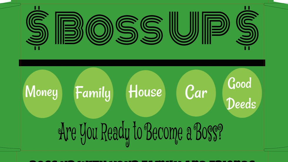 BOSS UP BOARD GAME