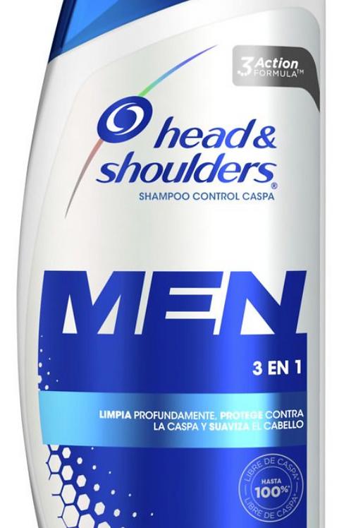 Head & Shoulders Men 3 en 1