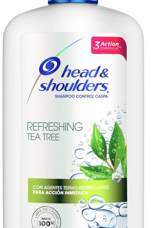 Head & Shoulders Refreshing Tea Tree