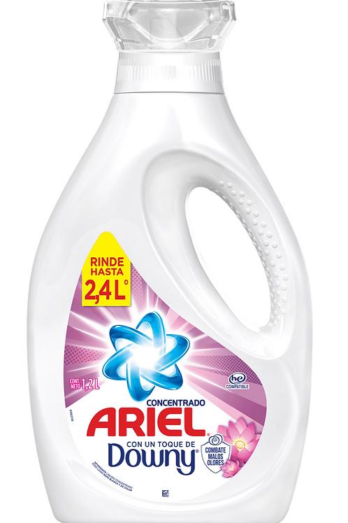 Ariel Liquido con toque de Downy