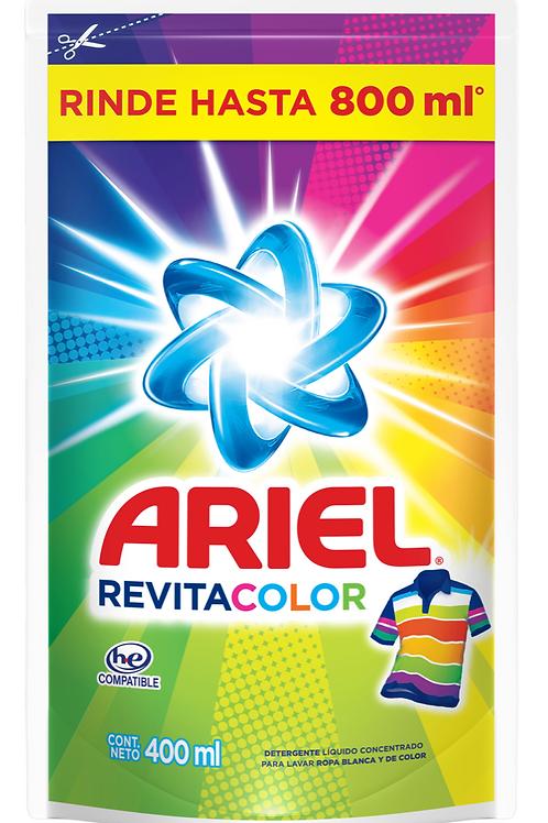 Ariel Liquido Revitacolor