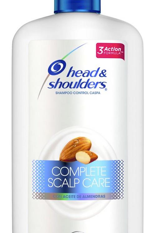 Head & Shoulders Complete Scalp Care - Aceite de Almendras
