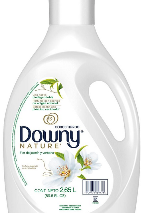 Downy Nature Flor de Jazmin y Verbena
