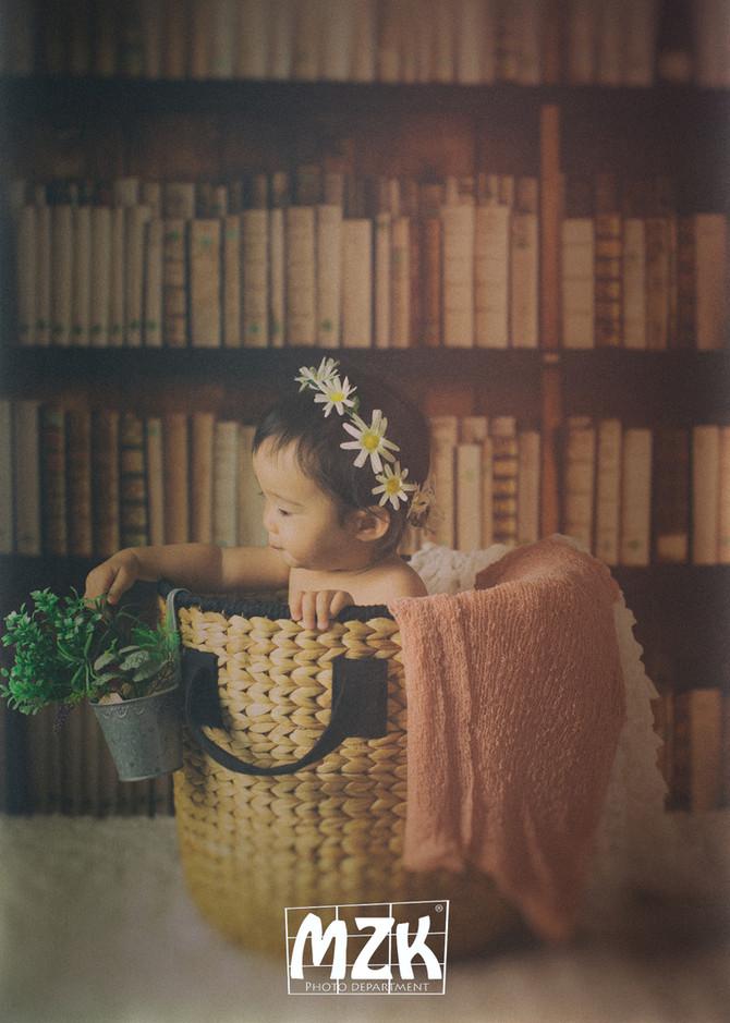 Treasure in the basket