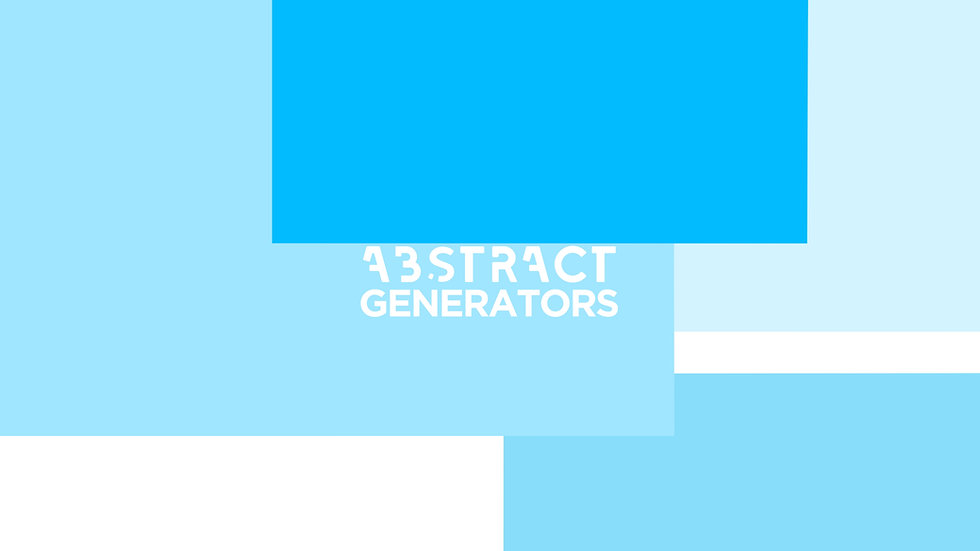ABSTRACT Generators