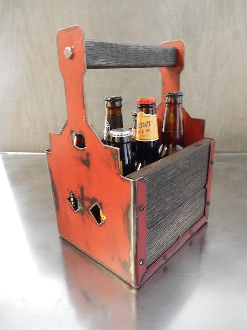 Rustic Beer tote 003