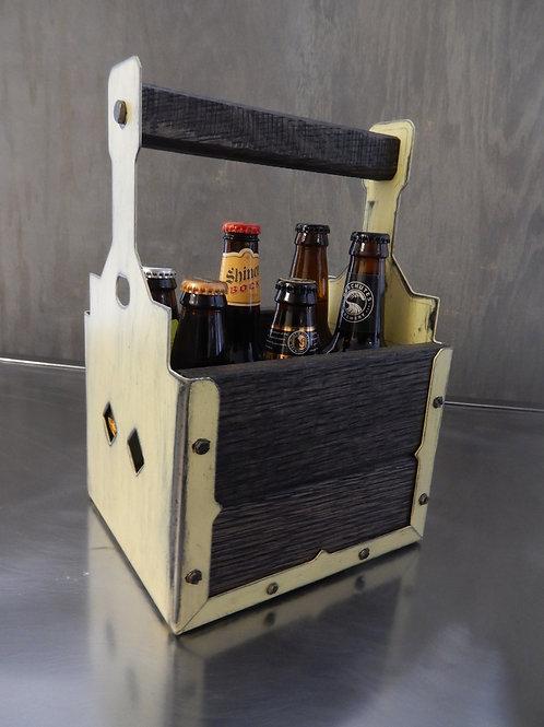Rustic Beer tote 004