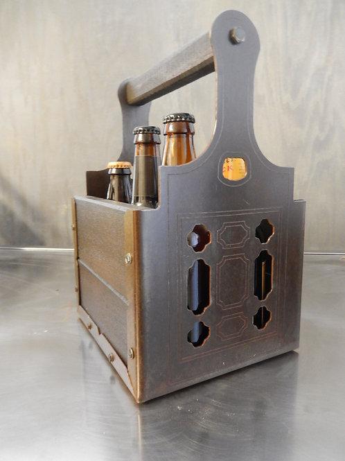 Rustic Beer tote 002