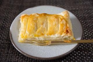アップルパイの美味しい食べ方