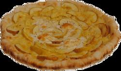PIZZA-アップルチーズ