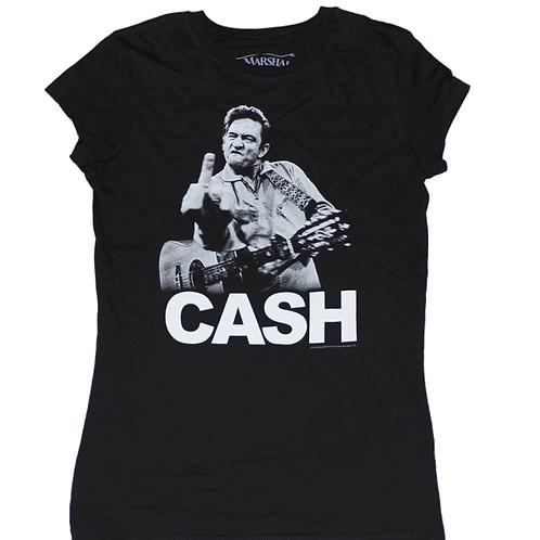 Johnny Cash Bird Women's Tee
