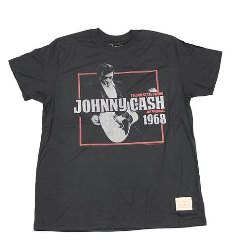 Johnny Cash Smoking