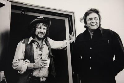 Waylon Jennings & Johnny Cash