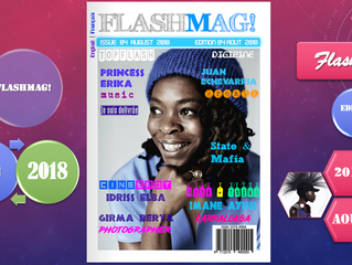 Flashmag! 84 August 2018