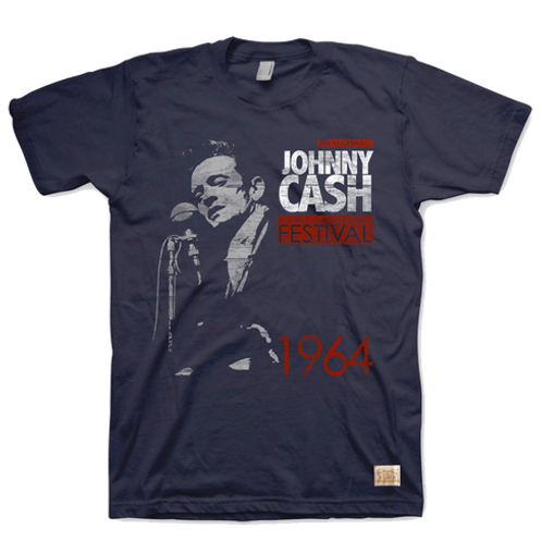 Johnny Cash Newport