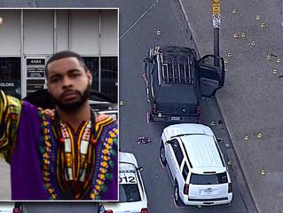 Micah Xavier Johnson n'a pas volé les sous vêtements d'une inconnue
