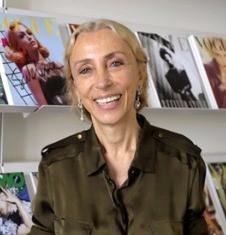 Hommage à Franca Sozzani de VOGUE Italie par Imane Ayissi